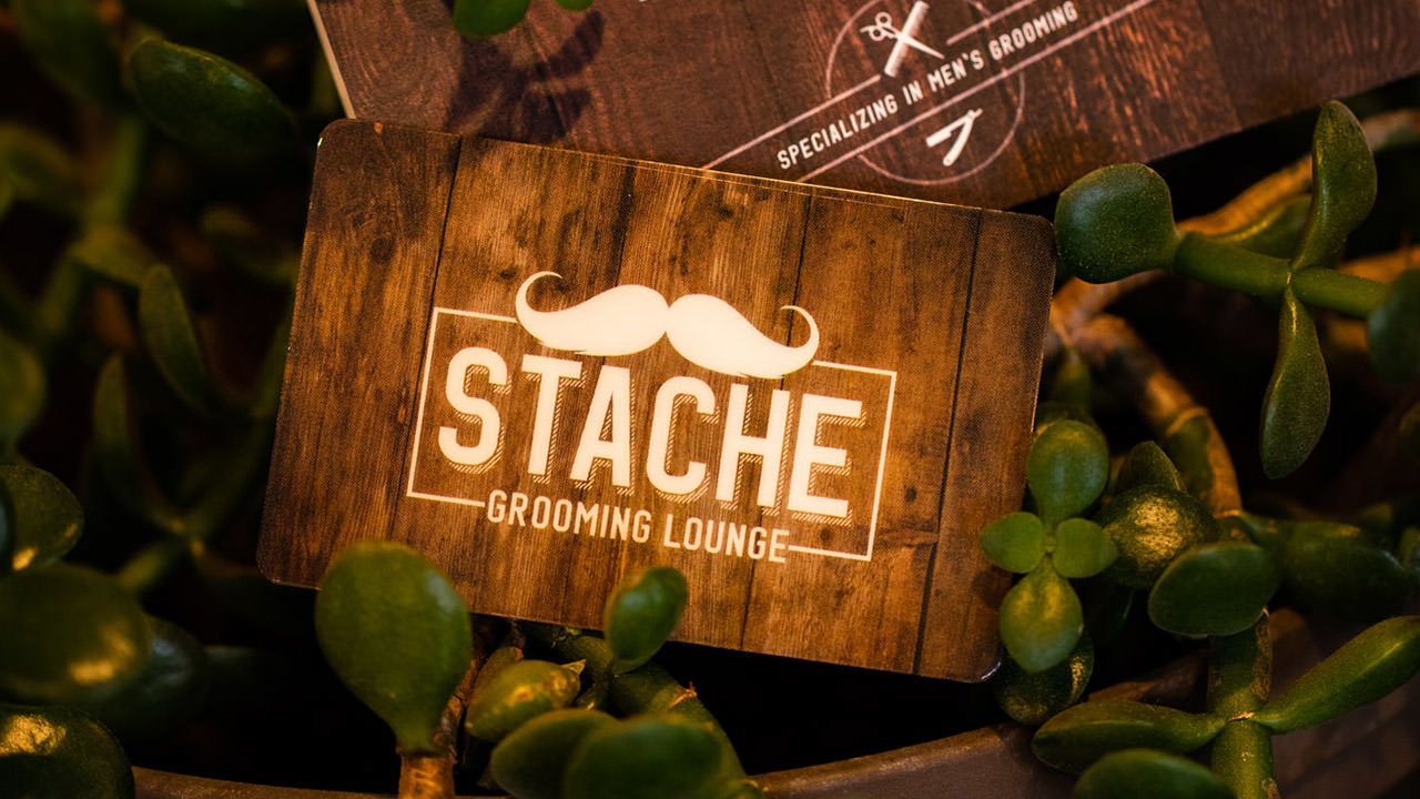 Stache Grooming Lounge Girt Certificates